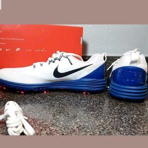Nike Lunar Command 2 Golf Shoes Size 12 849968 103 NWT